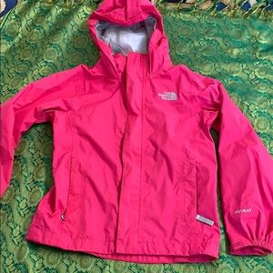 The north face windbreakers